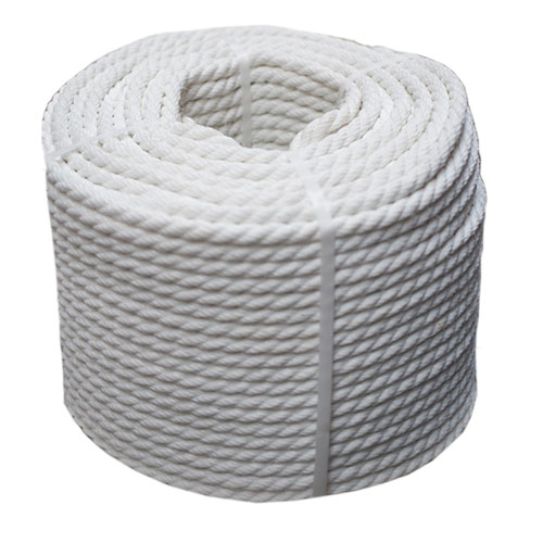 Staple spun polypropylene rope: full coil 220m