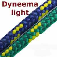 3mm dyneema light