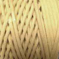 Natural Braided Cotton Cord (4mm)