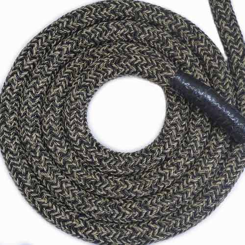 Ultimate Battle Rope - 12m Camo Green 40mm dia