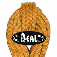Beal Wallmaster Indoor Climbing Rope 10.5mm orange