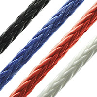 Dyneema Rope: Marlow D12 11mm RED
