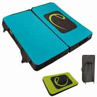 Edelrid Mantle II- folding crash pad