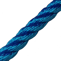 Boundary Rope: 10mm blue by the metre