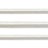 Bungy Cord / Shockcord WHITE