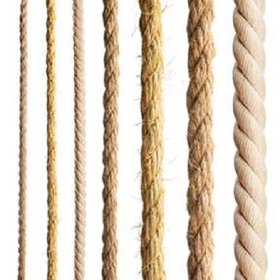 NATURAL FIBRE ROPE