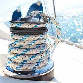 Marine Rope | Yacht and Dinghy Rope 2018 | Spliced Ends