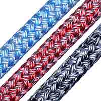 English Braids Silverline doublebraid rope