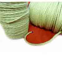 Reel: Natural Hemp Rope