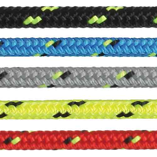 Marlow Excel Racing Rope (old colours) - Click Image to Close