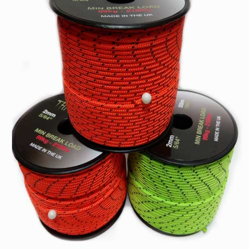 Marlow throwline 50m minispool - Click Image to Close