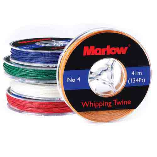 Marlow Whipping Twine- No 2, 4, 8, 16 - Click Image to Close