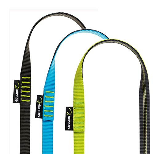 Edelrid Sewn Tubular Climbing Slings - Click Image to Close