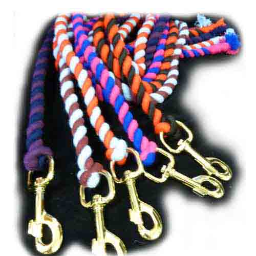 Horses: Lead rope - Click Image to Close