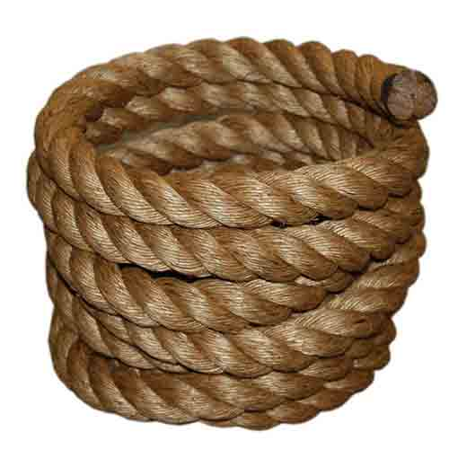 Battle Rope 15m (42mm manila rope with ends) - Click Image to Close