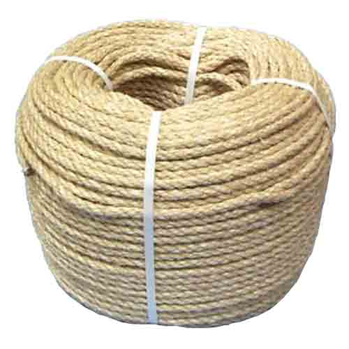 Sisal Rope - by the metre - Click Image to Close