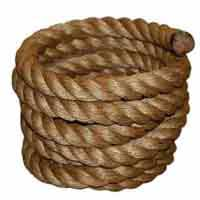Battle Rope 10m (42mm manila rope with ends)