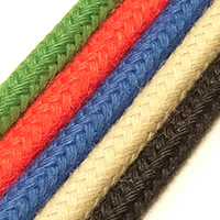 Matt Polyester Braid- solid colours
