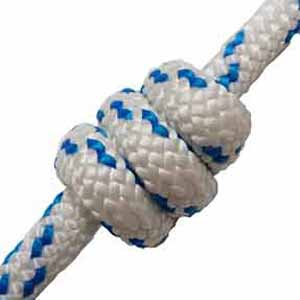 10mm Dyneema Braid: for mainsheet