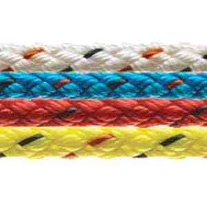 8 Plait Pre-Stretched polyester rope