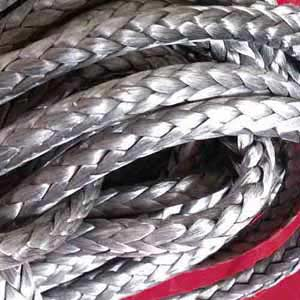 15m (50ft) ATV/ Quad bike replacement winch rope