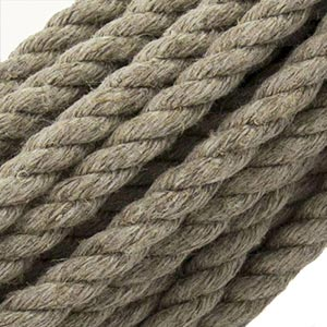 Amanawa Natural Linen Hemp Rope
