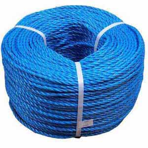 Polypropylene Rope (splitfilm) minicoils. 15m and 30m