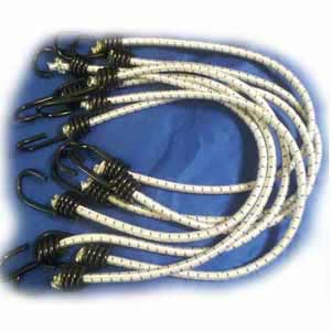 Bungee (bungy) cord 6mm x 50cm