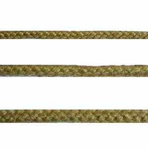 Braided Jute Rope (sash cord) synthetic core