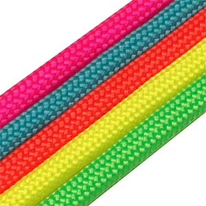 Paracord USA made 550 cord: Neons