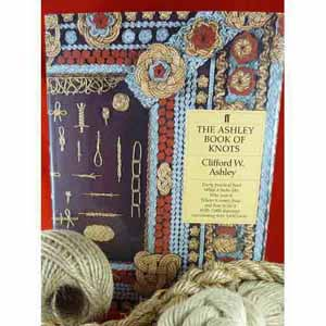 Gift Set: The Ashley Book of Knots and 25m of hemp rope (III)