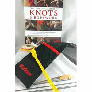 Gift Set: Knots and ropework book, splicing kit and rope (VIII)