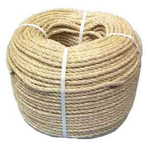 Sisal Rope - by the metre