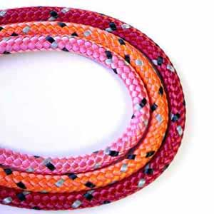 Sprintline Bright: pre-stretched polyester rope