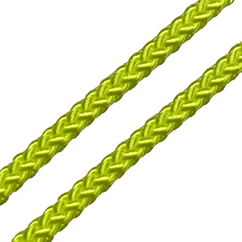 Mousing Line: 100m x 3mm polyester cord bright yellow