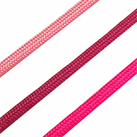 Paracord USA made 550 cord: Pinks