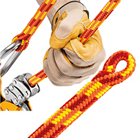 Petzl Control 12.5mm for tree care