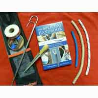 Gift Set: Splicing Kit, Splicing Handbook and Rope (I)