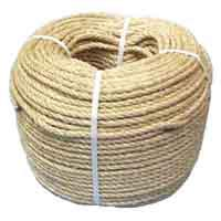 Natural Sisal Rope- by the metre