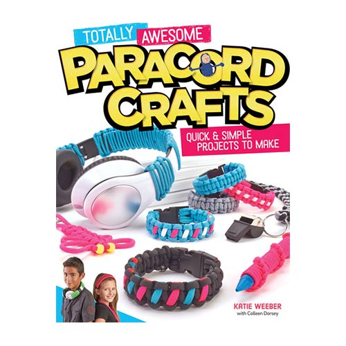 Totally Awesome Paracord Crafts Book