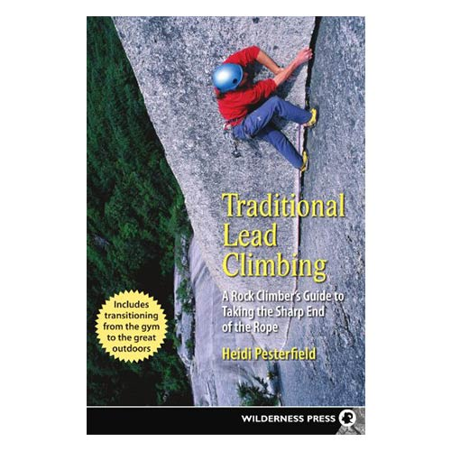 Traditional Lead Climbing Book